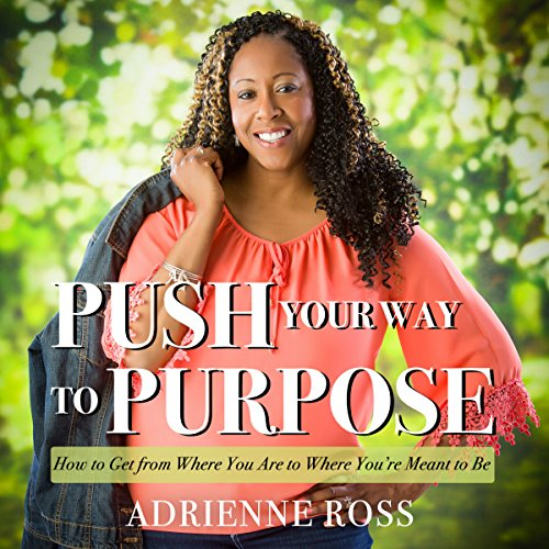 Push Your Way to Purpose     How to Get from Where You Are to Where You're Meant to Be              By:                                                                                                                                 Adrienne Ross                               Narrated by:                                                                                                                                 Adrienne Ross                      Length: 3 hrs and 4 mins     11 ratings     Overall 5.0