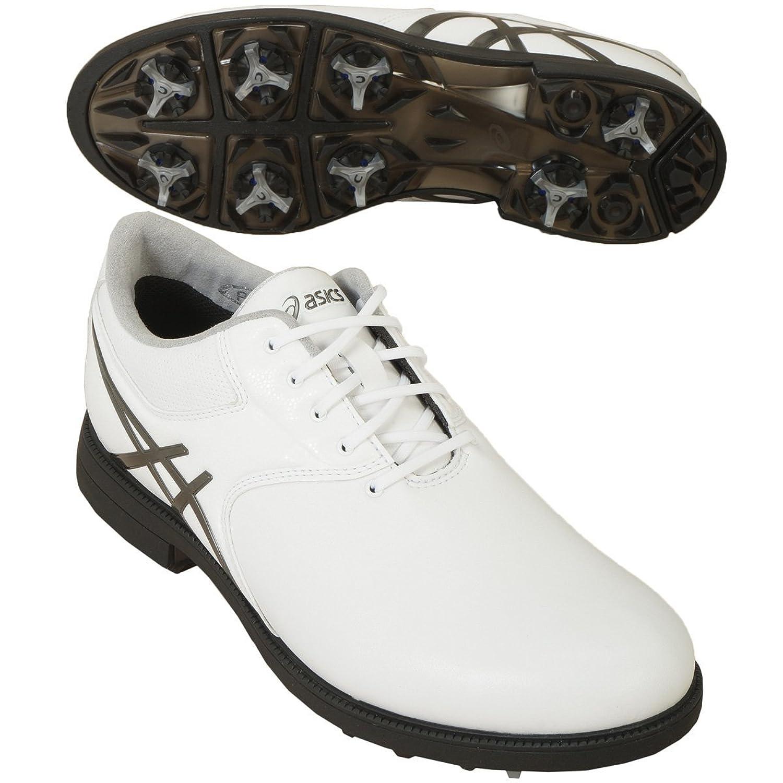 asics(アシックス) ゲルエース レジェンドマスター2 ゴルフシューズ  TGN918 ホワイト/ガンメタル 26.0cm