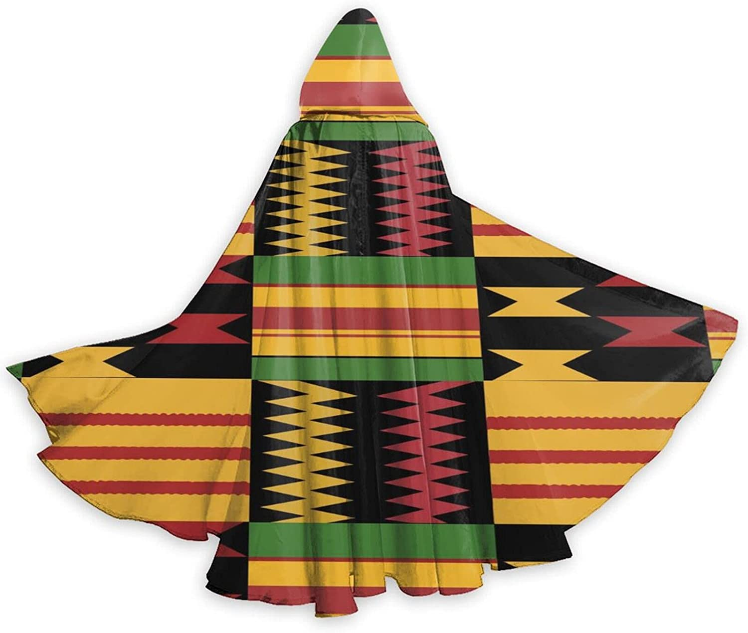 Halloween Cloak Cape Low price Colorful Print At the price African Cost