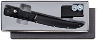 Rada Cutlery Fillet Knife Gift Set Includes Knife Sharpener – Stainless Steel Blade Made in the USA