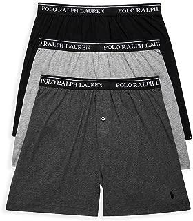 Polo Ralph Lauren Men's 3-Pack Knit Boxer