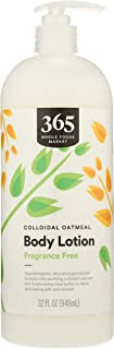 365 by Whole Foods Market, Colloidal Body Lotion, Fragrance Free, 32 Fl Oz