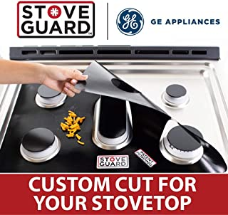 GE Stove Protectors – Stove Top Protector for General Electric Gas Ranges –..