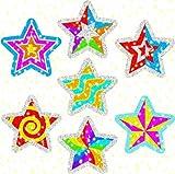 Carson Dellosa Star Power Dazzle Stickers (2826)