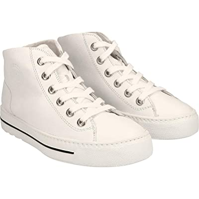 Paul Green Bronte Sneaker (White Leather) Women