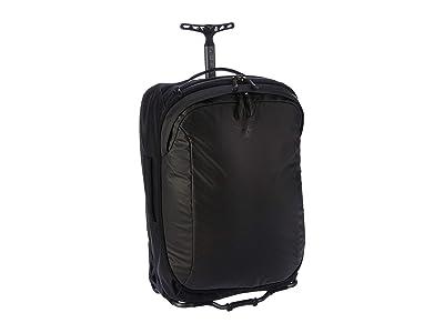 Osprey 42 L Transporter Wheeled Carry-On (Black) Luggage