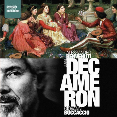 Decameron audiobook cover art