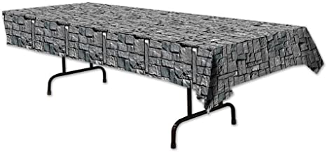Stone Wall Table Cover (Pack of 3)
