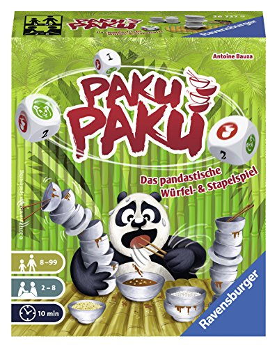 Ravensburger 26727 - PAKU PAKU Familienspiel