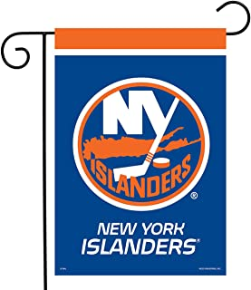 "Sparo New York Islanders Garden Flag Hockey Licensed 12.5"" x 18"""