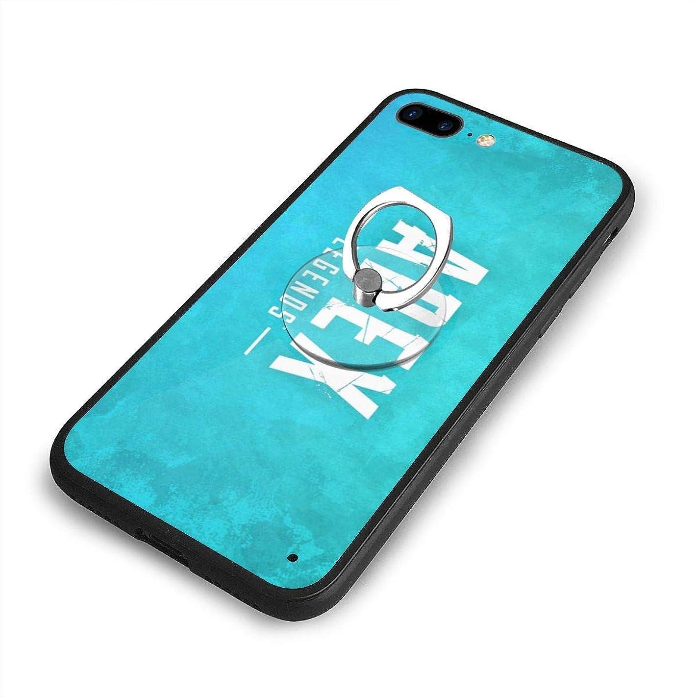 煩わしい防ぐ動的APEX アペックス伝説iPhone 7/8 Plusケースリングブラケット 携帯カバー 創意デザイン軽量 傷つけ防止 360°回転ブラケット 携帯ケース PC 衝撃防止 全面保護
