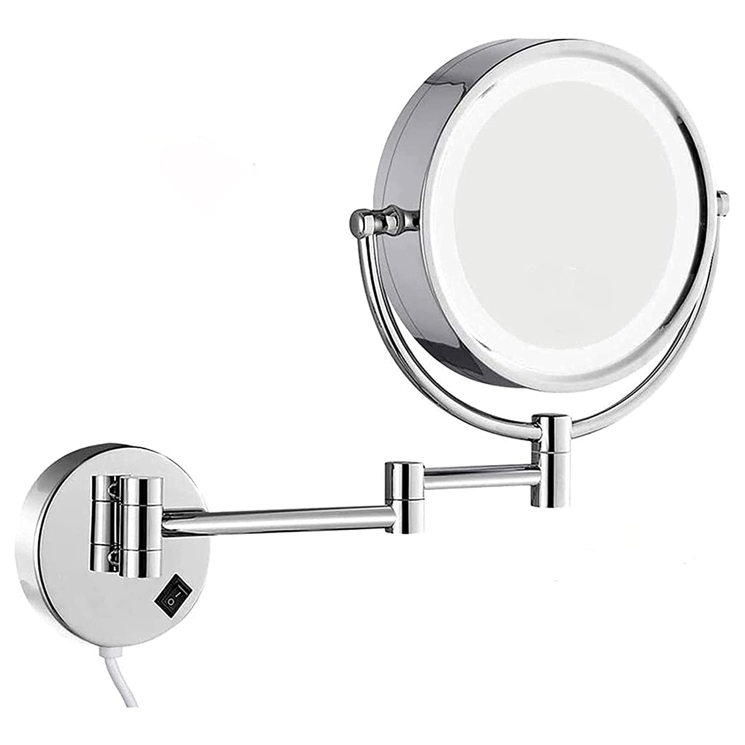 Blacklight High quality new Bathroom vanity mirror led perforation with Limited Special Price fre light