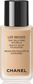 LES BEIGES Healthy Glow Foundation Broad Spectrum SPF 25 Sunscreen, 1.0 oz Color: N 20