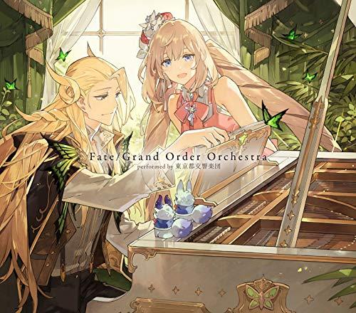 【メーカー特典あり】Fate/Grand Order Orchestra performed by 東京都交響楽団(メーカー特典:「デカジャケ」付)
