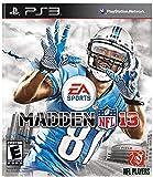 MADDEN NFL 13 PS3 EN EU PEGI [video game]