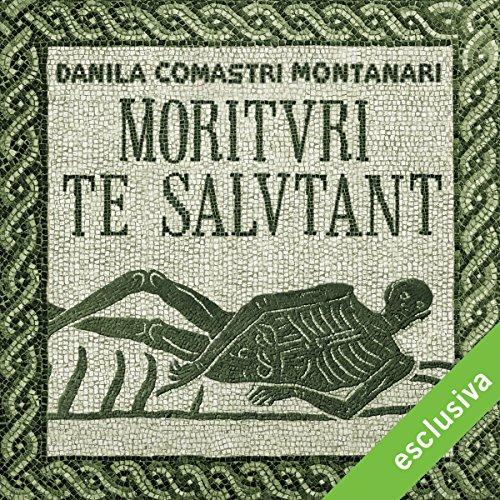 Morituri te salutant audiobook cover art