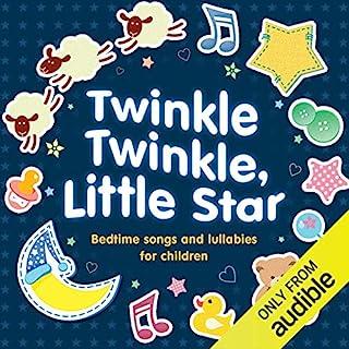 Twinkle Twinkle, Little Star: Bedtime Songs and Lullabies                   Di:                                                                                                                                 Audible Studios                               Letto da:                                                                                                                                 Mark Meadows,                                                                                        Deryn Edwards                      Durata:  46 min     2 recensioni     Totali 5,0