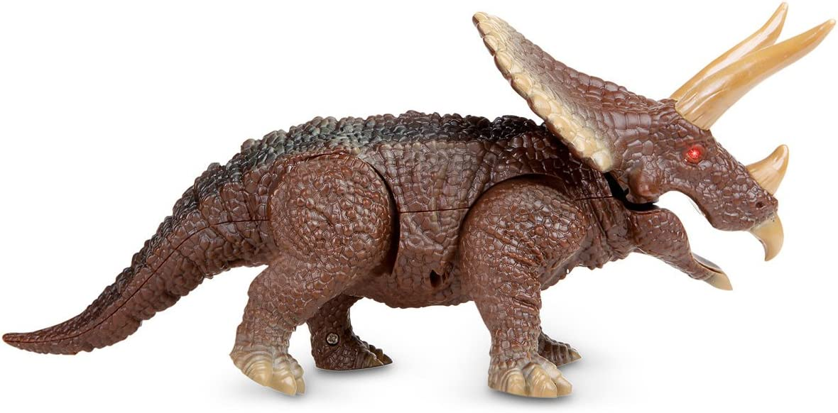 Discovery Kids Remote Control Triceratops
