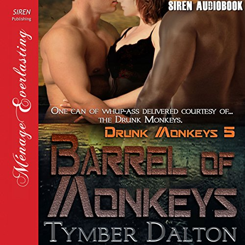 Barrel of Monkeys audiobook cover art