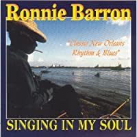 Singing In My Soul by Ronnie Barron (1994-11-07)
