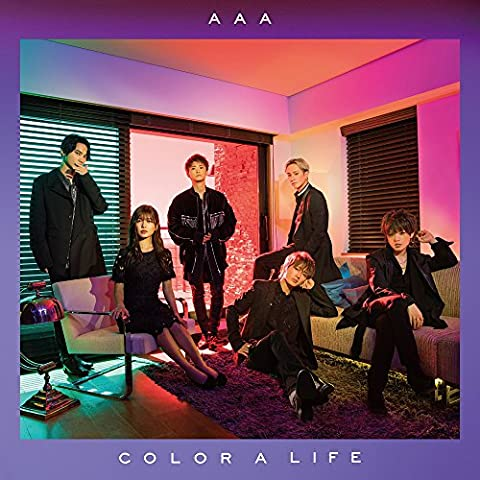 [Album]COLOR A LIFE – AAA[FLAC + MP3]
