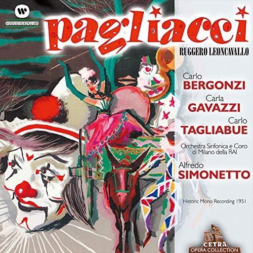 Carla Gavazzi, カルロ・ベルゴンツィ & Alfreod Simonetto