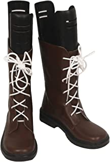 The Ancient Magus Bride Chise Hatori Sleigh Beggy Cosplay Shoes Boots S008