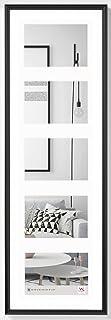 Walther Galeria Marco Foto Plástico Negro 5 x 10 x 15 cm