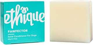 Ethique Eco-Friendly Dog Conditioner Bar, Pawfector - Sustainable Natural Conditioner for Dogs, Plastic Free, pH Balanced,...