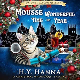 The Mousse Wonderful Time of Year cover art