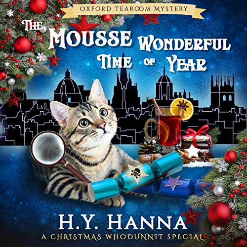 The Mousse Wonderful Time of Year: Oxford Tearoom Mysteries, Book 10
