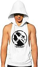 Men's Sleeveless T-Shirts Mortal-Kombat-11-Art- Gym Tank Tops Hoodie