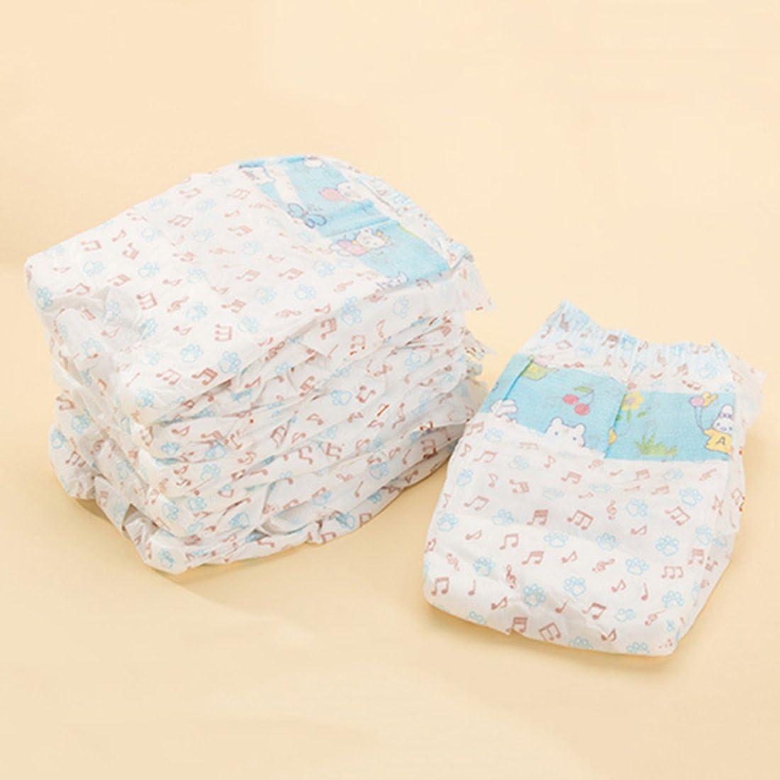 para perros y hembras Pa/ñales desechables para perras de Weichuang absorbentes