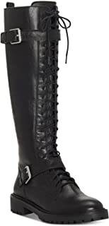 Womens Inniko Leather Tall Knee-High Boots