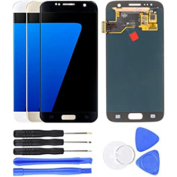 Black FURUMO Color : Black NA Replacement LCD Display +Touch Screen for Galaxy LCD Display Touch Panel for Galaxy C7 // C7000