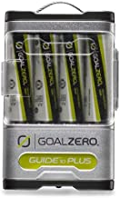 Goal Zero 21005 Guide 10 Plus Recharger 11Wh/2300mAh Power Bank, AA & AAA Battery, Solar Ready