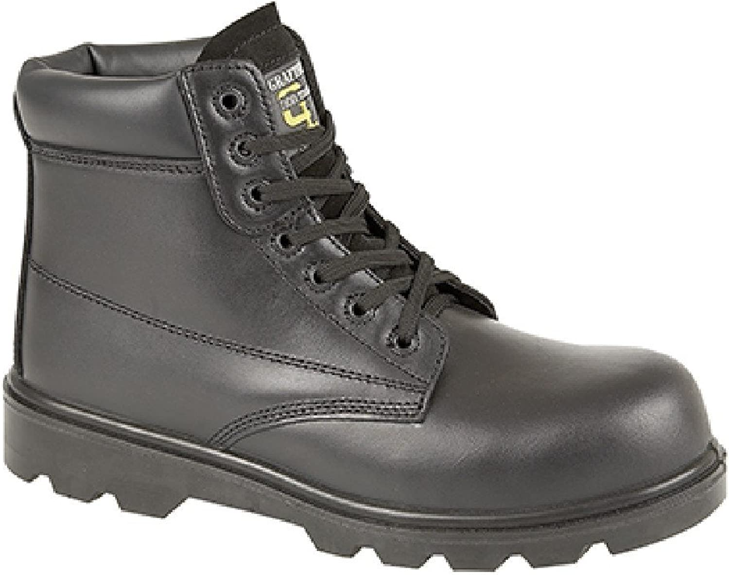 Grafters Mens Fully Composite Non-Metal Padded Safety Boots
