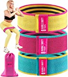 PeoBeo Bubble Booty Bands Resistance Bands for Legs and Butt Fitness Squat Bands Exercise Bands Hip...