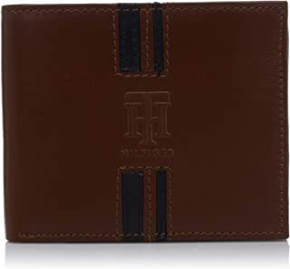 Tommy Hilfiger Tan Men's Wallet (TH/COLEMANGCW23)