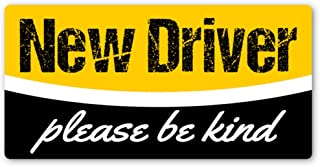 Student Driver Magnet | Easily Removable for Instant Transfers Between Cars + Keep Your New Driver Safe with a Design That's Not Embarrassing