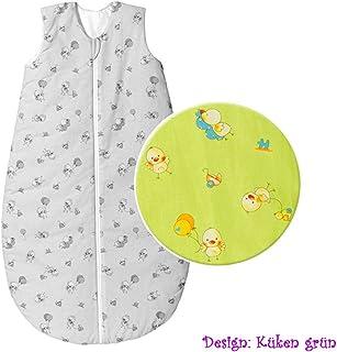 Odenwälder verano saco de dormir bebé saco de dormir saco de dormir 130 cm nuevo//en el embalaje original