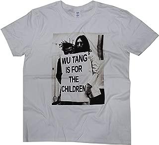 ODB Lennon Wu Tang is for The Children Crew Hip Hop White T-Shirt