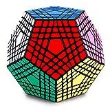 Ganowo Teraminx Speed Cube Megaminx Magic Cube 7x7 PuzzleTerminx Cube Brain Teaser Easter Basket...