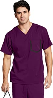 Grey's Anatomy Impact Ascend Top for Men - Extreme Comfort Medical Scrub Top