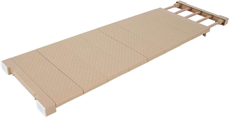 Alvinlite Adjustable Storage Ranking TOP4 Rack Super popular specialty store Closet Expandabl Tension Shelf