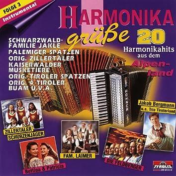 Harmonikagrüße Folge 3 instrumental