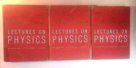 The Feynman Lectures on Physics, Three Volume Set