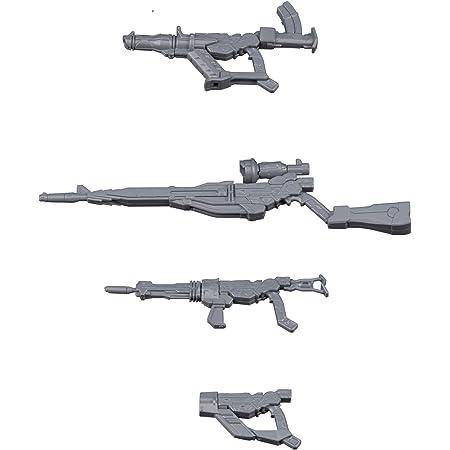 HGBF ガンダムビルドファイターズ GMの逆襲 ジムジムウエポンズ 1/144スケール 色分け済みプラモデル