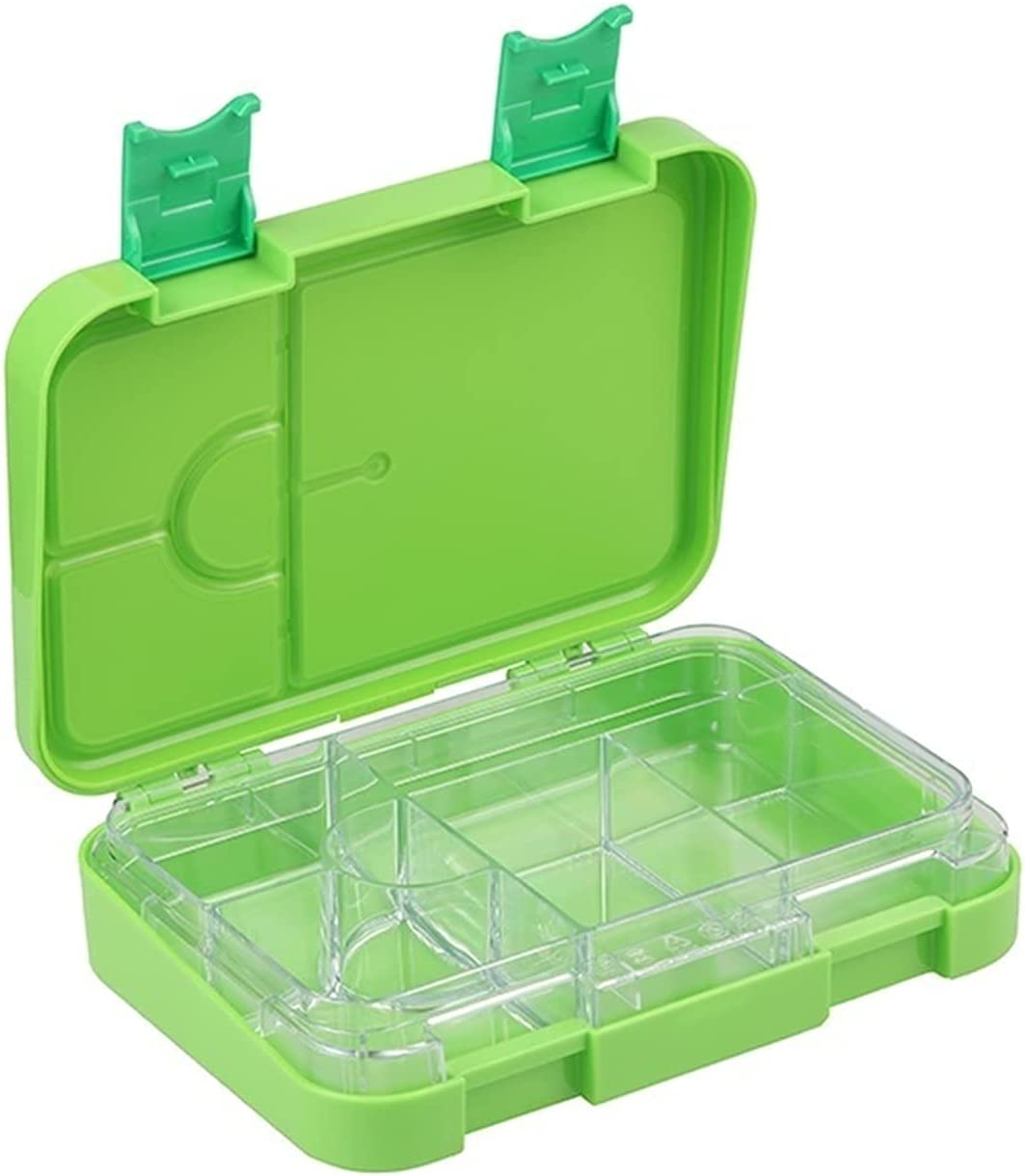Leak-Proof Louisville-Jefferson County Mall Lunch Bento Department store Box Prep 4-6-Compartment Containers Meal