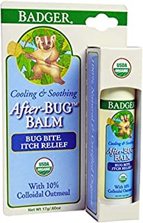 Badger Company, After-Bug Balm, .60 oz (17 g) - 2pc